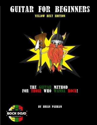 Rock Dojo_Guitar for Beginners Rock Dojo Yellow Belt Edition