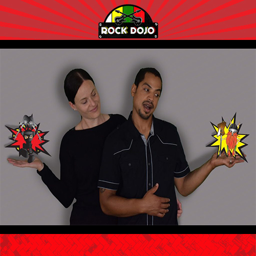 The Rock Dojo Founders