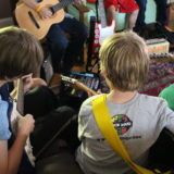 After-School Group Guitar Lessons at Abernethy