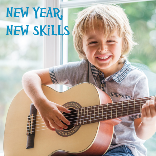 Rock Dojo_New Year New Skills