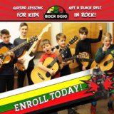 Award-Winning Guitar Lessons For Kids — Enroll Today!
