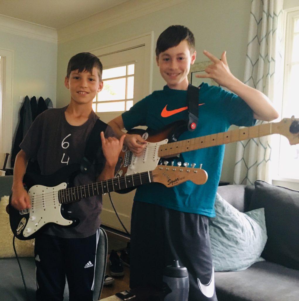Rock Dojo Students of the Month | September 2019
