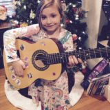 Your First Five Guitar Chords for Kids: A Major